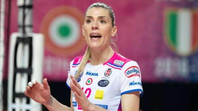 Francesca Piccinini: edad, altura, peso y novio