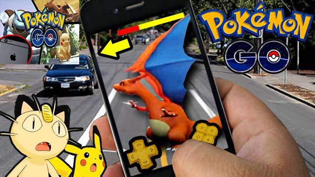 Come fare a giocare a Pokemon Go per Android IOS