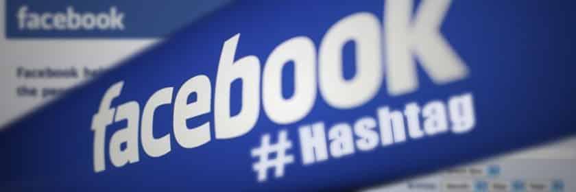 guida come usare hashtag su facebook