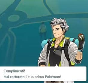 pokemon catturato