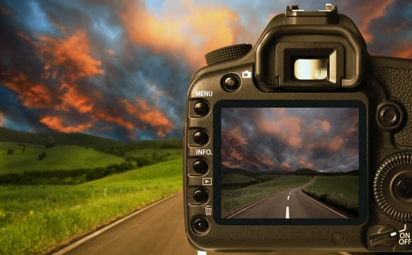 Photography post production