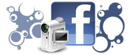tutorial invio video facebook