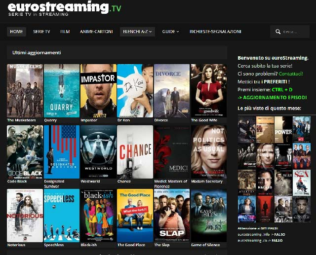 Come vedere i film in streaming gratis e legalmente