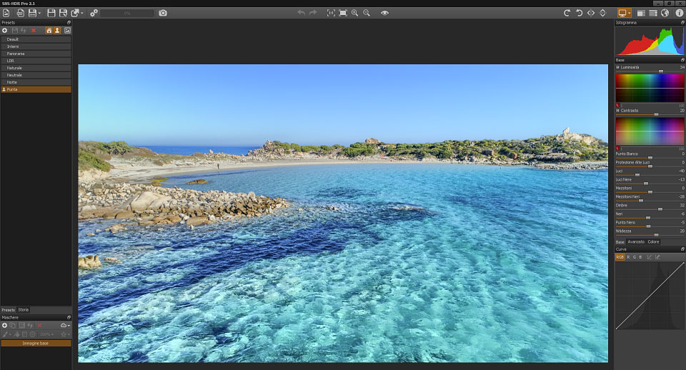 How to create 8K (7680×4320) video in HDR from 4K original