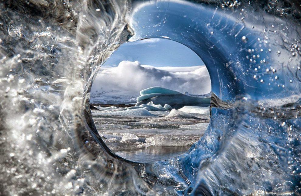 Skaftafell Ice Cave Iceland -