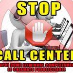 blocco chiamate forex call-center pubblicità aggressiva