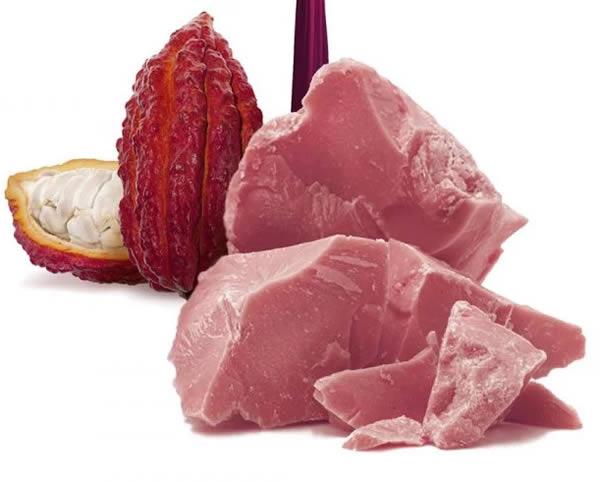 cioccolato rosa -