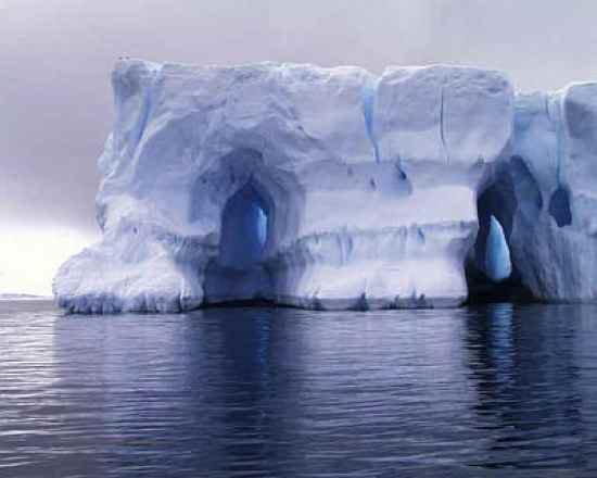 la regione artica si scioglie più velocemente perché sommersa