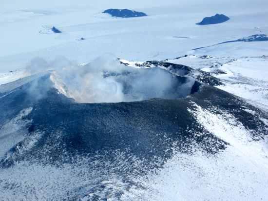 La regione artica è fondamentalmente un oceano ghiacciato