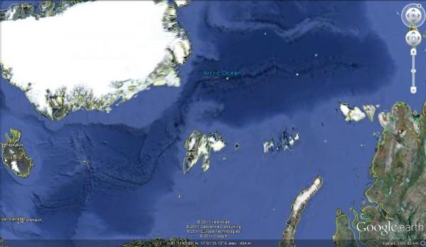 la depressione oceanica più profonda al mondo -