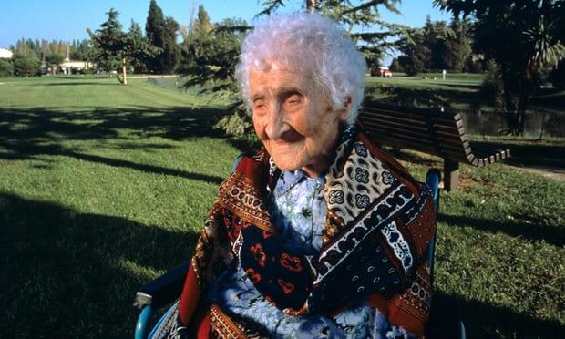 la donna che ha vissuto più a lungo -
