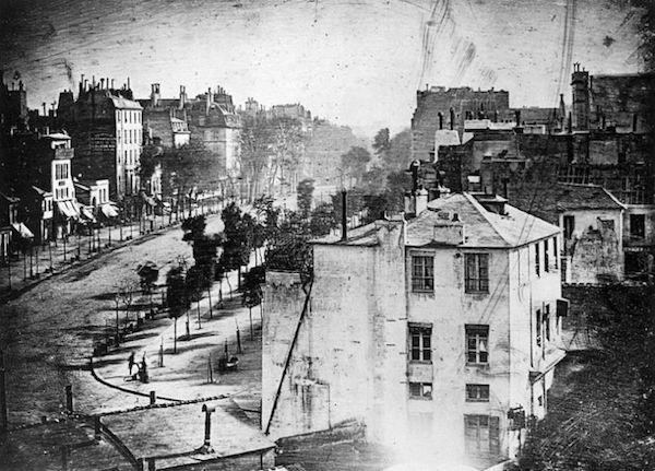 la foto più vecchia del mondo -
