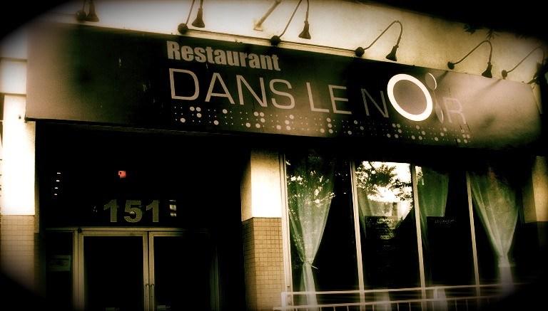 'Dans le noir' (Barcellona e Parigi)