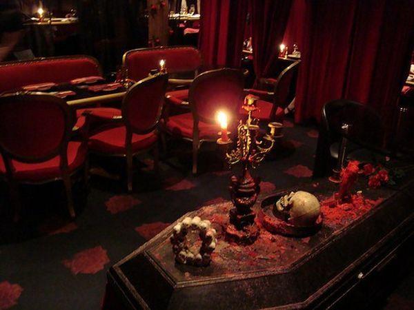 Eternity ristorante funebre in Polonia