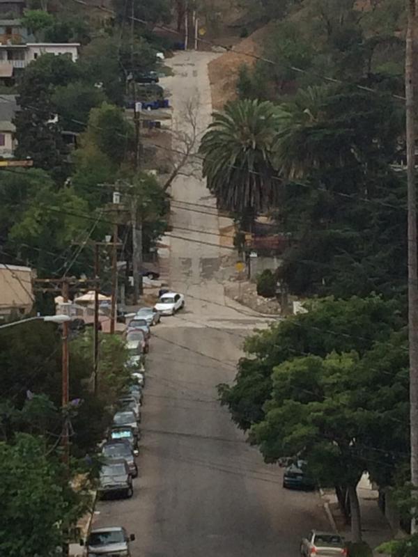 Eldred Street di Los Angeles