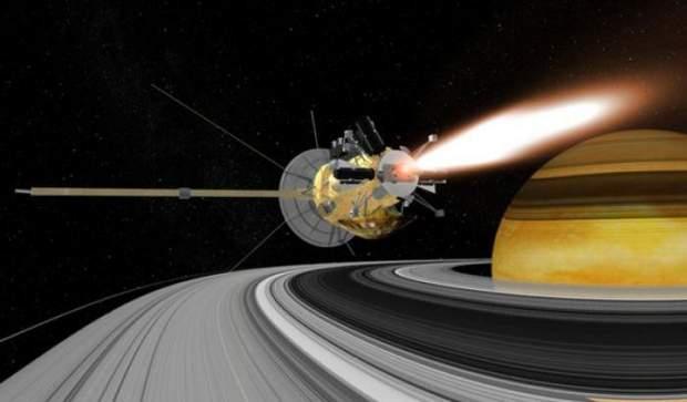 Google Maps consente Sistema Solare sonda Cassini