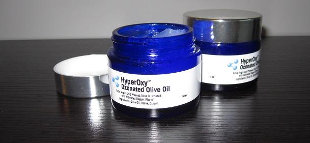 olio oliva ozonizzato