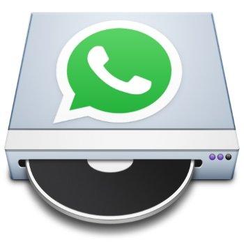 backup ripristino whatsapp senza connessione