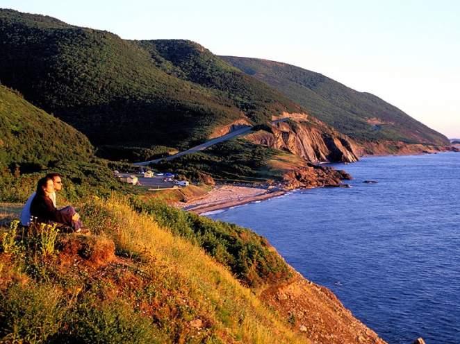 La costa del Canada è la più lunga del mondo