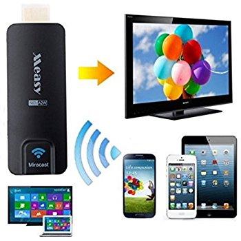 collegare il telefonino alla tv con miracast