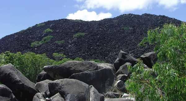 Black Mountain Australia: la montagna della morte Kalkajaka