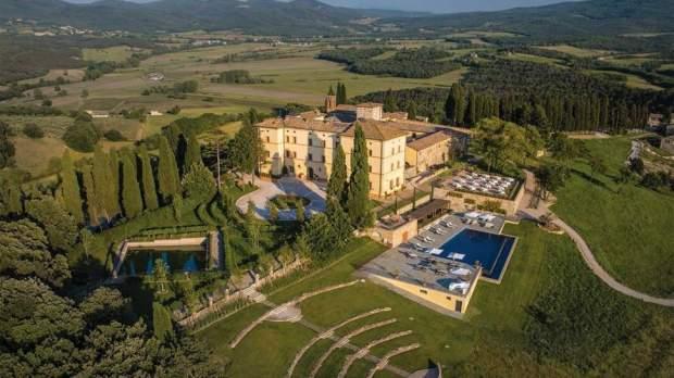 resort più lussuoso ed esclusivo in Italia