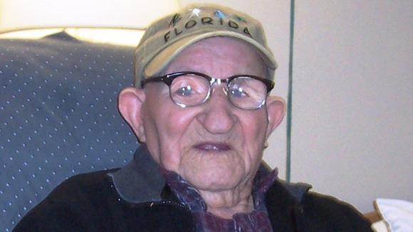 L' uomo più vecchio del mondo attualmente vivente 2017