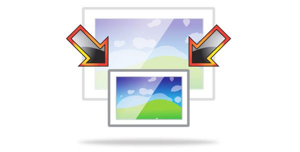 Comeridurre le dimensioni delle foto online