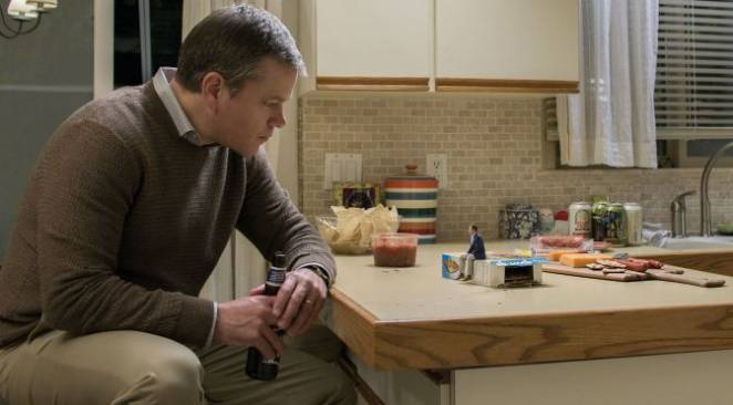 DownSizing con Matt Damon film streaming ita trailer