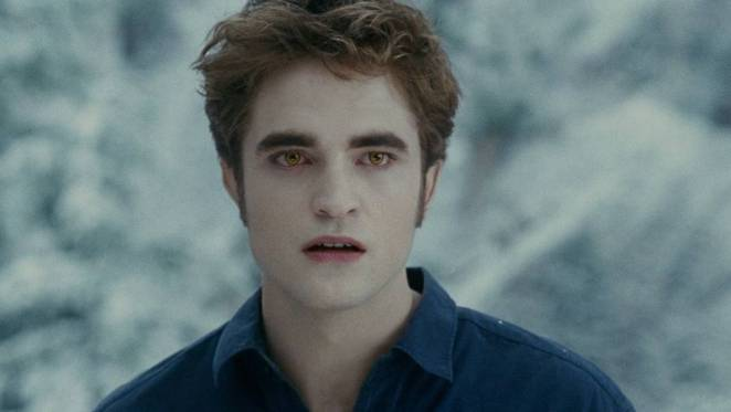 robert pattinson edward cullen twilight