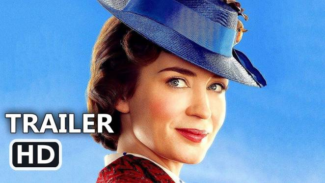 mary poppins return straming recensioni