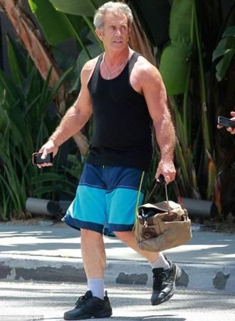 Quanto è alto e quanto pesa Mel Gibson l'attore di arma letale, Mad Max e Braveheart?