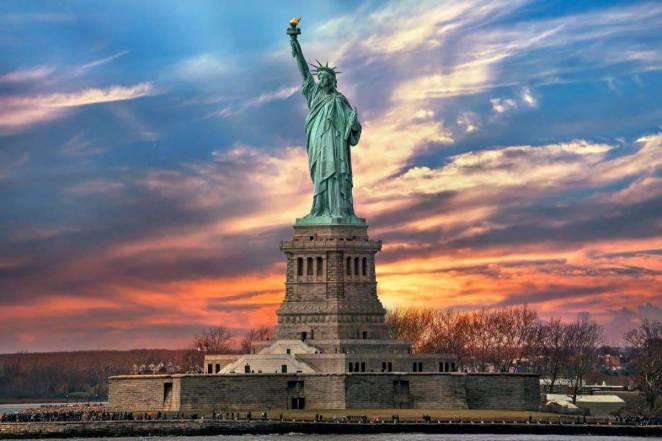 Quanto è alta la Statuta della Libertà?