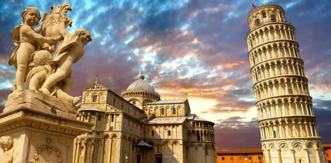 Quanto è alta la Torre di Pisa?