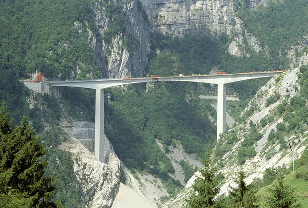 Bungee Jumping piu alto di Italia