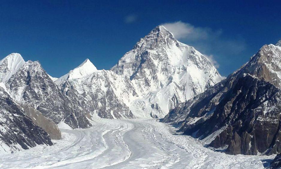Quanto è alto il K2 la seconda montagna più alta del mondo?