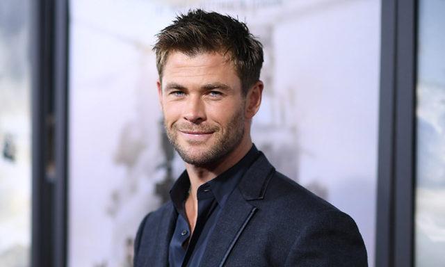 Quanto è alto e quanto pesa Chris Hemsworth attore di THOR