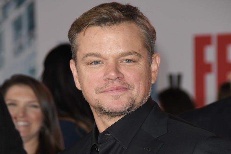 Quanto è alto e quanto pesa Matt Damon?