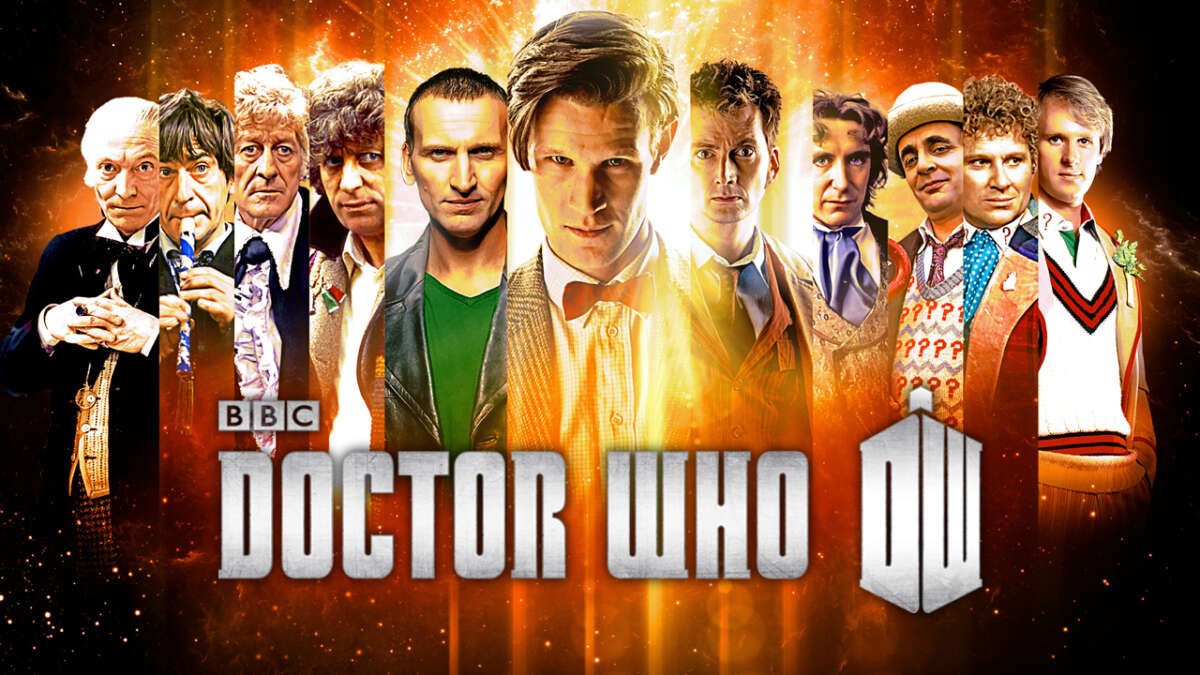 Doctor Who Dvd Blu Ray | Edizione in Italiano | 4K